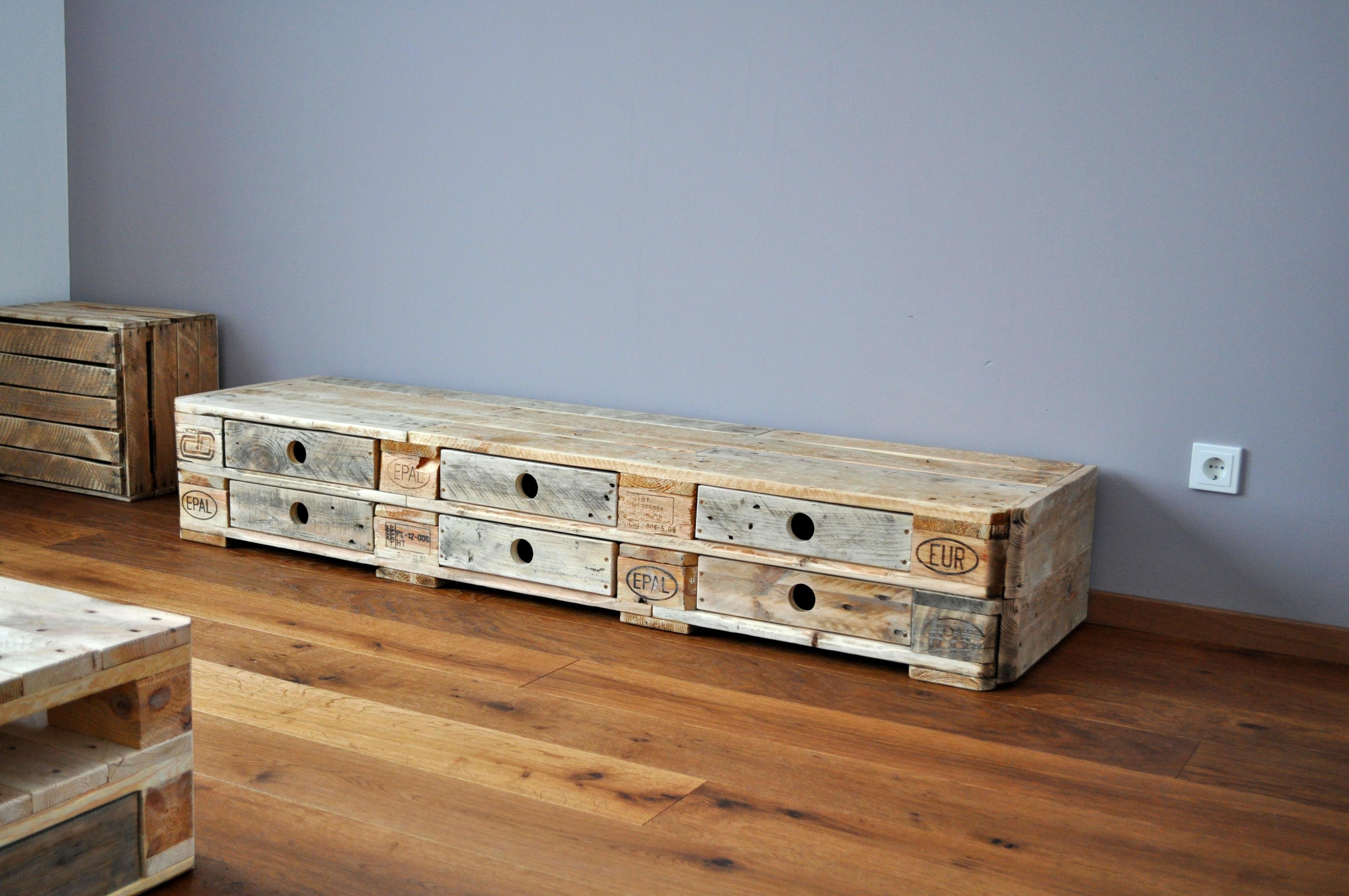 palettenm bel lowboard no 8 woody. Black Bedroom Furniture Sets. Home Design Ideas
